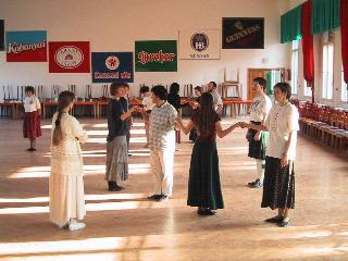 A SCD class in Budapest, Hungary